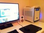 monitor komputera